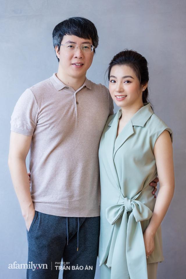 Đào Hồng Nhung - Người mẹ 2 con sáng làm văn phòng, tối làm CEO hai công ty, chia sẻ cuộc sống đầy bất ngờ khi làm dâu của mẹ chồng là Tiến sĩ Tâm lý - Ảnh 7.
