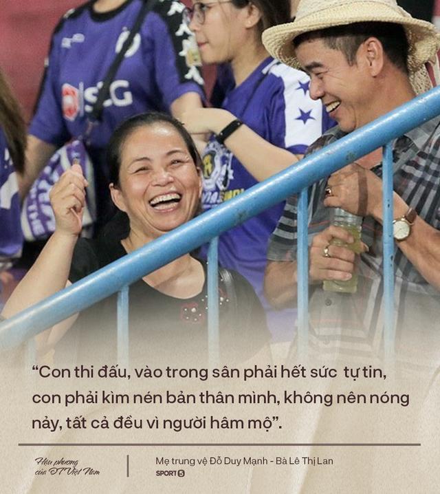 Bố mẹ cầu thủ tuyển Việt Nam: Thương các con vất vả, nhưng hãy vượt mọi khó khăn vì nhiệm vụ Tổ quốc - Ảnh 4.