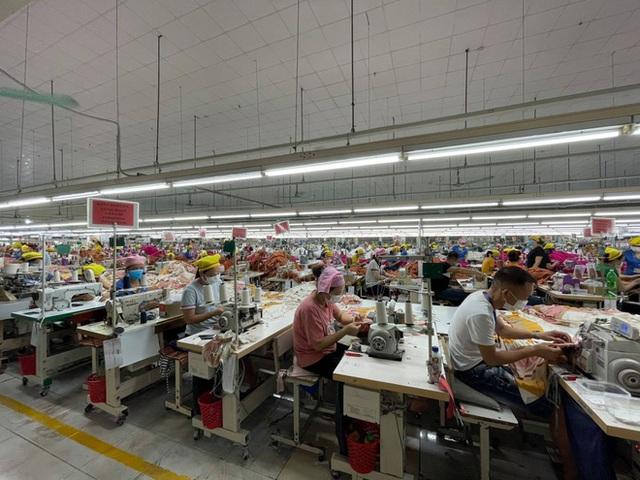 Gần 10.000 công nhân, vớihơn15 doanh nghiệp tại Bắc Giang trở lại hoạt động - Ảnh 1.