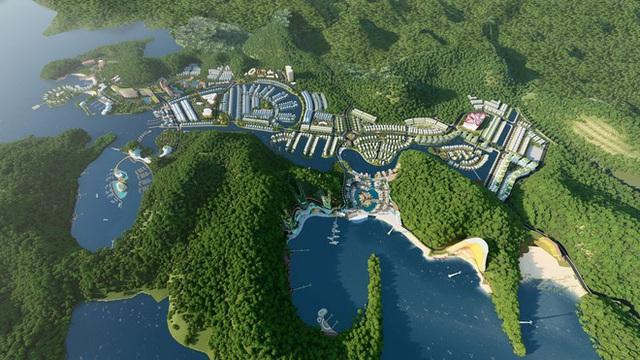 Chết đứng cả thập kỷ, siêu dự án của Vinaconex ở Cát Bà chuẩn bị được đổ thêm hàng nghìn tỷ - Ảnh 1.