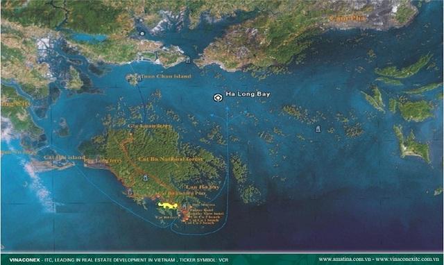 Chết đứng cả thập kỷ, siêu dự án của Vinaconex ở Cát Bà chuẩn bị được đổ thêm hàng nghìn tỷ - Ảnh 2.