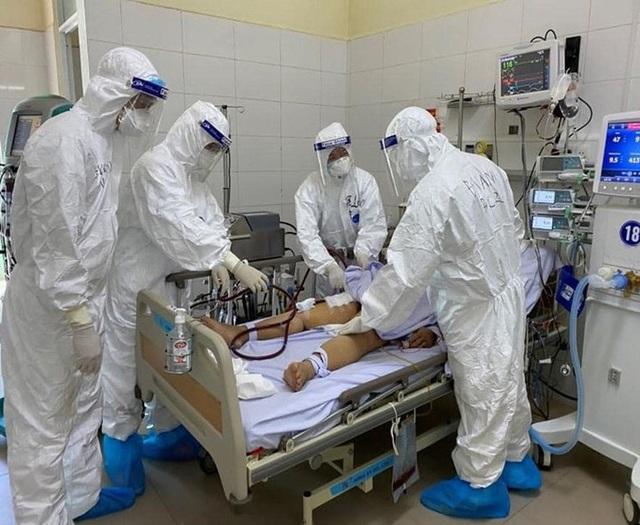 Dịch COVID-19: Ca tử vong thứ 59 là bệnh nhân nam 76 tuổi, viêm đa khớp ở Bắc Ninh  - Ảnh 1.