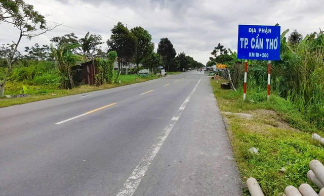 Đề xuất xây đường cao tốc Cần Thơ – Hậu Giang hơn 8.000 tỷ đồng  - Ảnh 1.