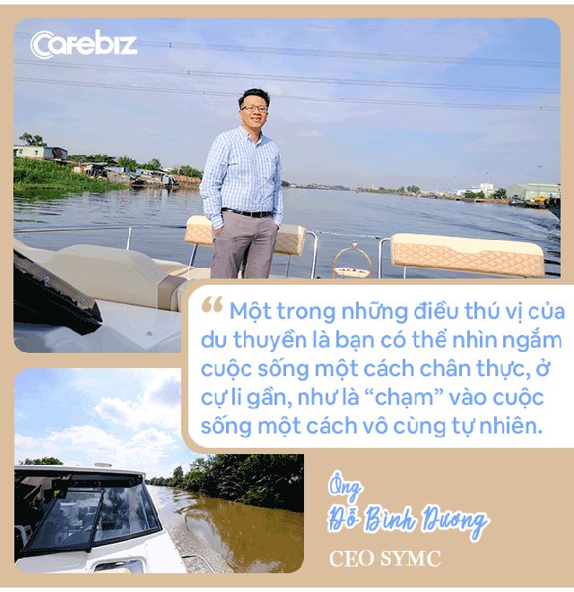 Ông trùm du thuyền Việt tiết lộ thú chơi của giới nhà giàu, khẳng định thu nhập trung bình khá vẫn có thể tận hưởng dịch vụ siêu sang - Ảnh 7.