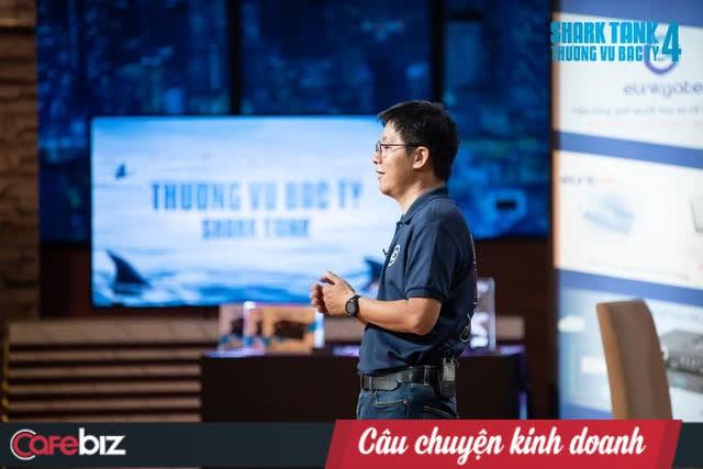 Được khen có tướng tỷ phú, khuôn mặt giống Bill Gates, CEO startup 'Uber cho IT support' gọi thành công 400.000 USD và được Shark Bình hứa đưa lên Shark Tank Mỹ - Ảnh 2.