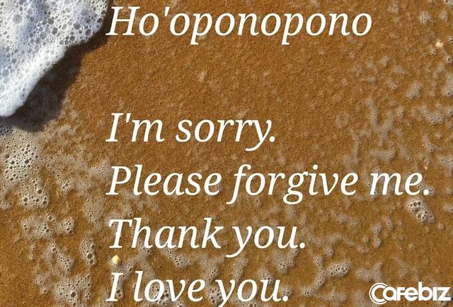 Ho-opponopono - Bí mật hạnh phúc và tràn trề năng lượng của người Hawaii cổ - Ảnh 2.