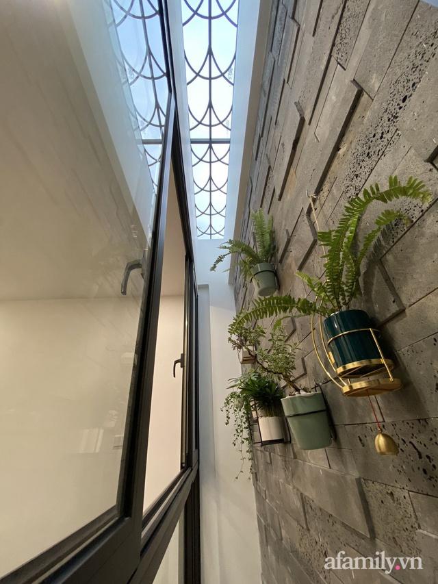 Nhà ống 30m² nhưng ngập tràn ánh sáng tự nhiên ở Long Biên, Hà Nội - Ảnh 13.