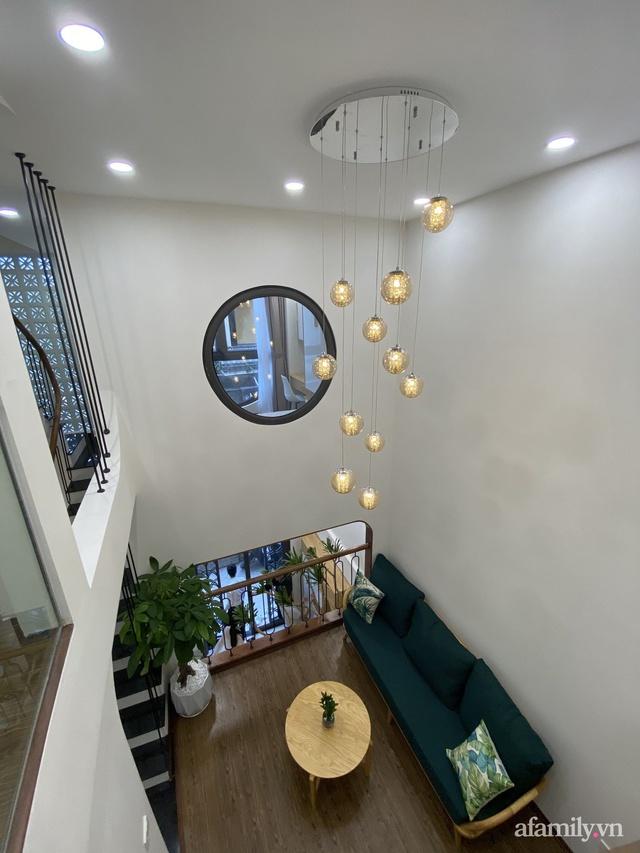 Nhà ống 30m² nhưng ngập tràn ánh sáng tự nhiên ở Long Biên, Hà Nội - Ảnh 9.