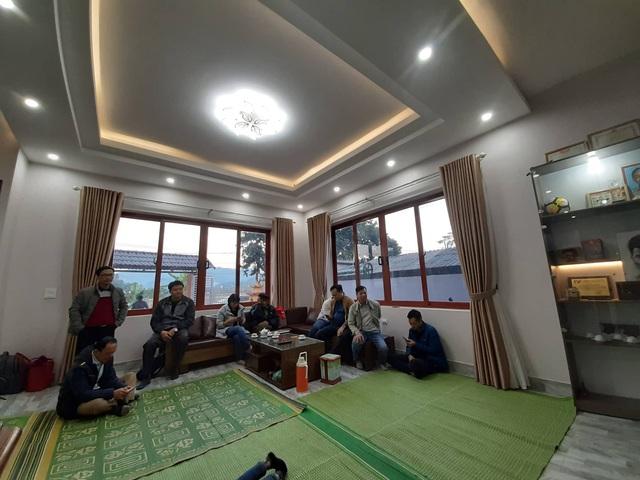 Mục sở thị cơ ngơi hoành tráng của cầu thủ Hà Đức Chinh tặng mẹ: Xây dựng sương sương hết 2 tỷ, có riêng phòng luyện tập thể lực xịn sò - Ảnh 6.