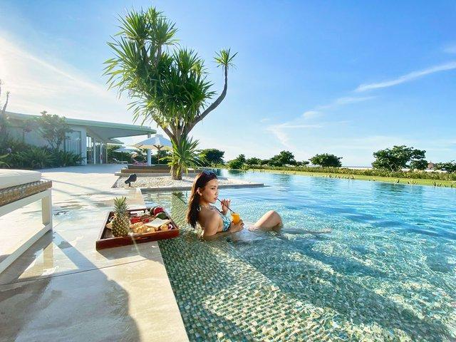Bắt trend Staycation giữa thời giãn cách: Gia đình Việt săn kỳ nghỉ 5 sao tại resort gần nhà - Ảnh 4.