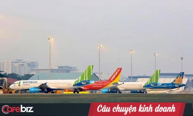 Bộ KHĐT: Hàng không Việt Nam đứng trước bờ vực phá sản, đề xuất Chính phủ cho vay tín dụng lãi suất 4% với Vietjet, Bamboo,... - Ảnh 1.