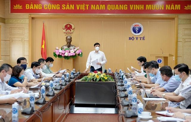 Triển khai chiến dịch tiêm chủng vaccine lớn nhất Việt Nam  - Ảnh 1.