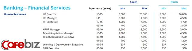 Thi vào ngân hàng nên ứng tuyển vị trí nào để có lương cao, dễ thăng tiến? - Ảnh 4.