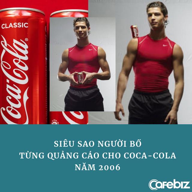 Coca Cola chính thức lên tiếng về vụ bị Ronaldo ghét: Ai cũng có quyền thưởng thức đồ uống theo sở thích và nhu cầu - Ảnh 2.