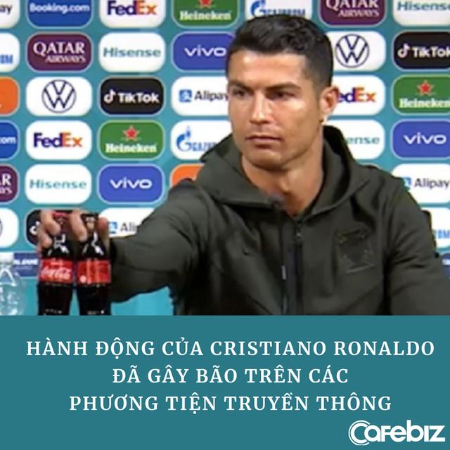 UEFA sẽ trừng phạt đội nào để cầu thủ học đòi Ronaldo, tự ý di chuyển chai nước của nhà tài trợ  - Ảnh 2.