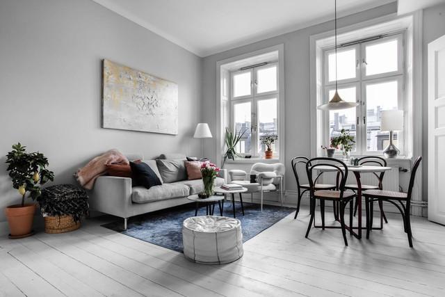 Sau nhiều năm tiết kiệm, cô gái trẻ đã mua được căn hộ 39m² và cải tạo thành không gian đẹp ngọt ngào - Ảnh 2.
