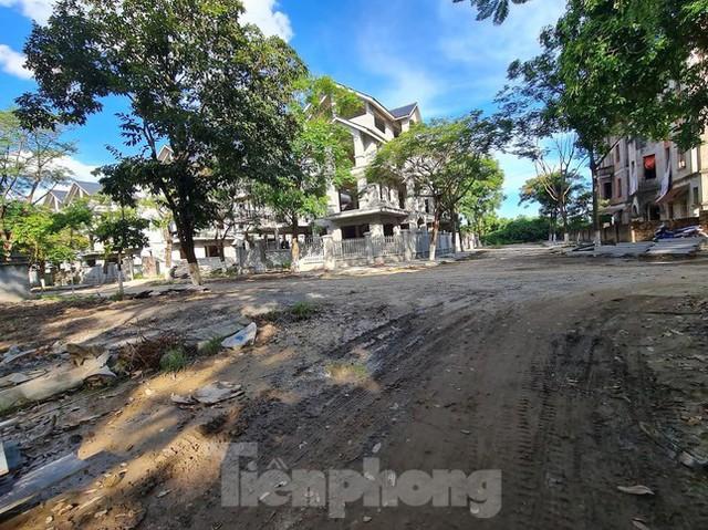 Tận thấy dự án du lịch biến thành khu toàn biệt thự để bán ở Hà Nội  - Ảnh 11.