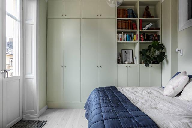Sau nhiều năm tiết kiệm, cô gái trẻ đã mua được căn hộ 39m² và cải tạo thành không gian đẹp ngọt ngào - Ảnh 11.