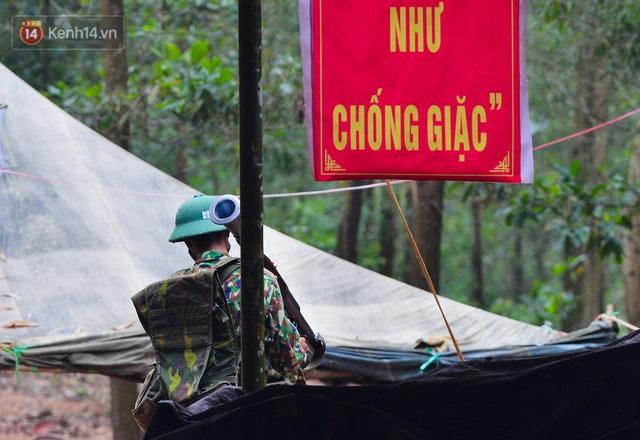 Cuộc hành quân thần tốc trong đêm của chiến sĩ Bắc Giang để nhường doanh trại cho người dân cách ly - Ảnh 13.