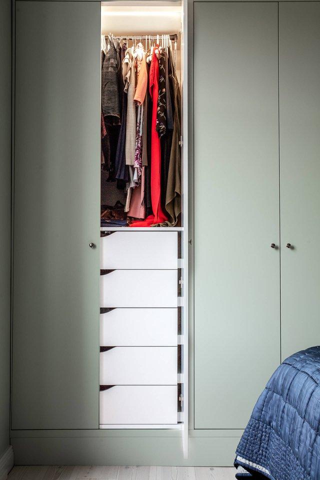 Sau nhiều năm tiết kiệm, cô gái trẻ đã mua được căn hộ 39m² và cải tạo thành không gian đẹp ngọt ngào - Ảnh 13.