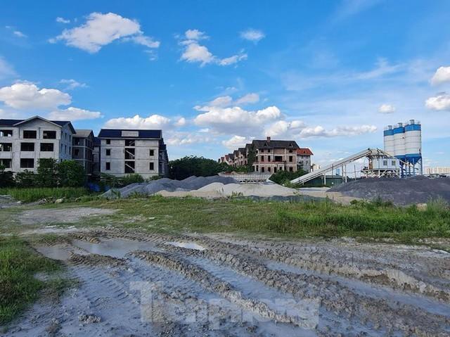 Tận thấy dự án du lịch biến thành khu toàn biệt thự để bán ở Hà Nội  - Ảnh 16.