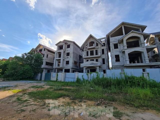 Tận thấy dự án du lịch biến thành khu toàn biệt thự để bán ở Hà Nội  - Ảnh 17.