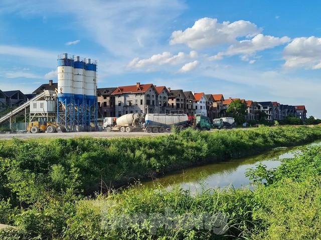 Tận thấy dự án du lịch biến thành khu toàn biệt thự để bán ở Hà Nội  - Ảnh 18.