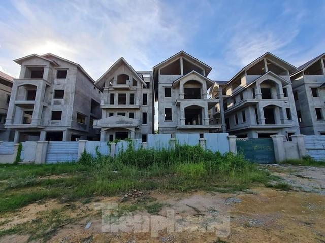 Tận thấy dự án du lịch biến thành khu toàn biệt thự để bán ở Hà Nội  - Ảnh 19.