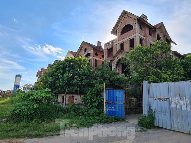 Tận thấy dự án du lịch biến thành khu toàn biệt thự để bán ở Hà Nội  - Ảnh 3.