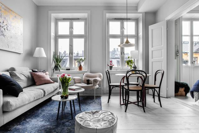 Sau nhiều năm tiết kiệm, cô gái trẻ đã mua được căn hộ 39m² và cải tạo thành không gian đẹp ngọt ngào - Ảnh 3.