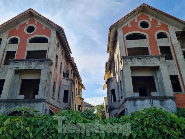 Tận thấy dự án du lịch biến thành khu toàn biệt thự để bán ở Hà Nội  - Ảnh 22.