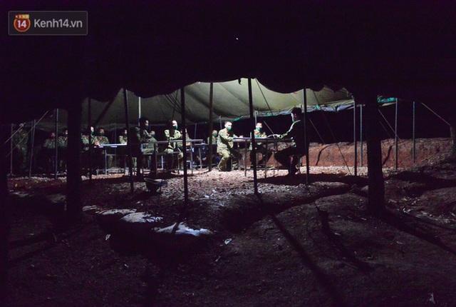 Cuộc hành quân thần tốc trong đêm của chiến sĩ Bắc Giang để nhường doanh trại cho người dân cách ly - Ảnh 24.