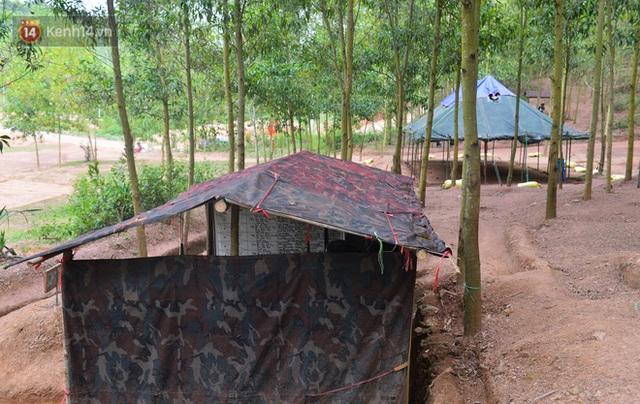 Cuộc hành quân thần tốc trong đêm của chiến sĩ Bắc Giang để nhường doanh trại cho người dân cách ly - Ảnh 5.