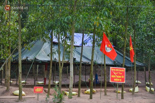 Cuộc hành quân thần tốc trong đêm của chiến sĩ Bắc Giang để nhường doanh trại cho người dân cách ly - Ảnh 6.