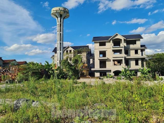 Tận thấy dự án du lịch biến thành khu toàn biệt thự để bán ở Hà Nội  - Ảnh 6.