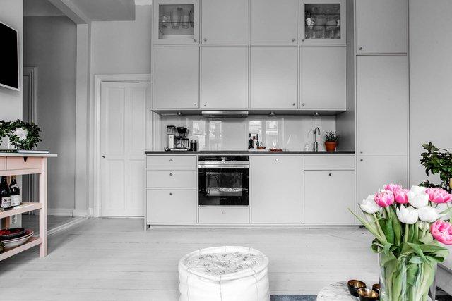 Sau nhiều năm tiết kiệm, cô gái trẻ đã mua được căn hộ 39m² và cải tạo thành không gian đẹp ngọt ngào - Ảnh 6.