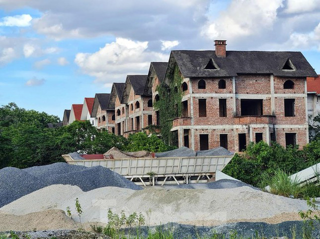 Tận thấy dự án du lịch biến thành khu toàn biệt thự để bán ở Hà Nội  - Ảnh 7.