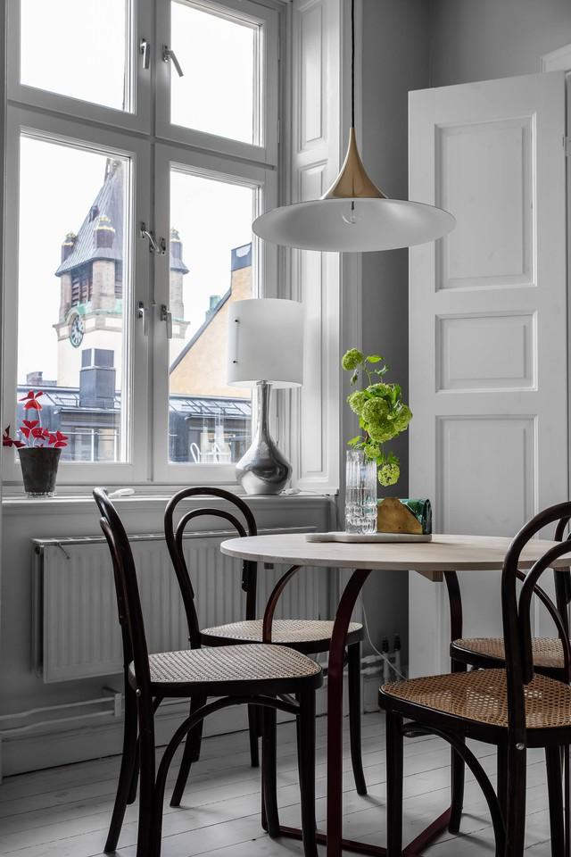 Sau nhiều năm tiết kiệm, cô gái trẻ đã mua được căn hộ 39m² và cải tạo thành không gian đẹp ngọt ngào - Ảnh 8.