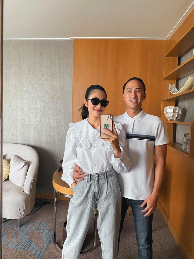 12 năm kỉ niệm tình yêu của Tăng Thanh Hà và Louis Nguyễn - Ảnh 10.