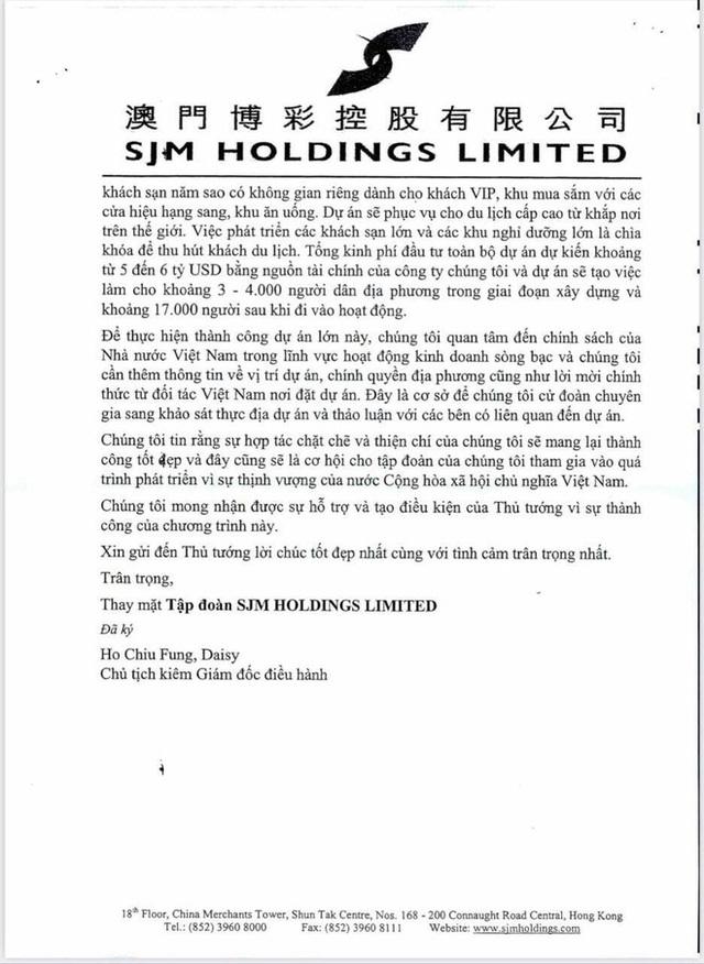 Ông trùm casino Macau muốn mở sòng bạc 6 tỷ USD tại Quy Nhơn? - Ảnh 2.