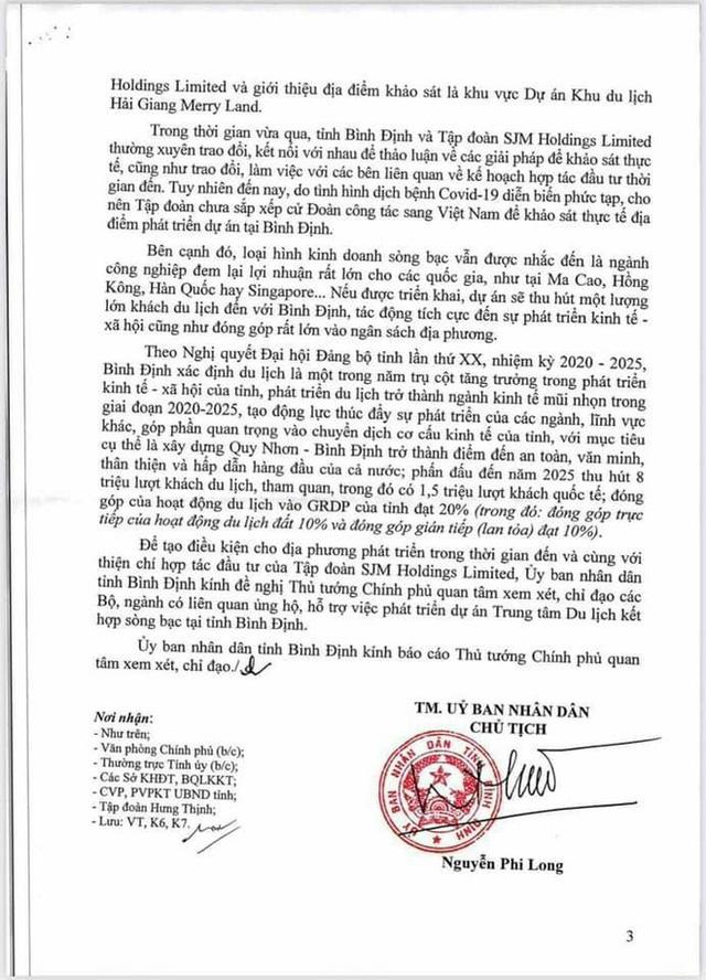 Ông trùm casino Macau muốn mở sòng bạc 6 tỷ USD tại Quy Nhơn? - Ảnh 5.