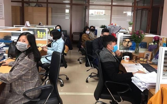 CDC Tp.HCM cảnh báo: Nguy cơ lây lan COVID-19 tại các công ty, tòa nhà văn phòng là rất lớn