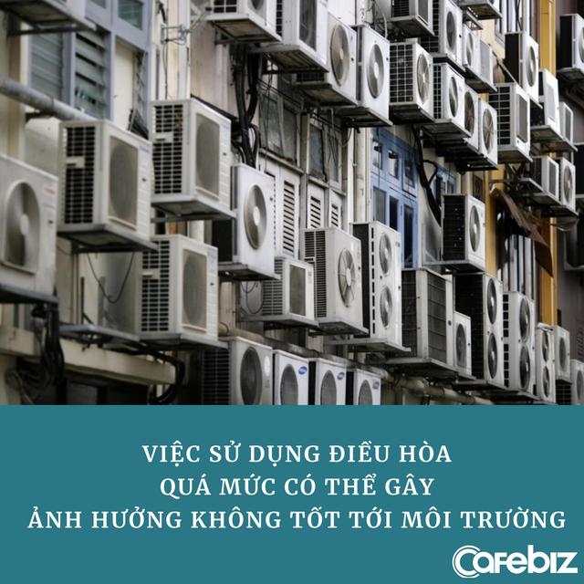 Cố Thủ tướng Singapore Lý Quang Diệu: Điều hòa nhiệt độ là một trong những chìa khóa thành công của chúng tôi - Ảnh 2.