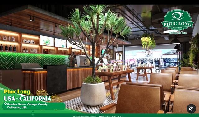 Vừa bắt tay với Masan, Phúc Long vội vã mở cửa hàng tại Mỹ: Kiến trúc đậm chất Việt, dự báo cạnh tranh sòng phẳng với với King Coffee của bà Lê Hoàng Diệp Thảo - Ảnh 3.