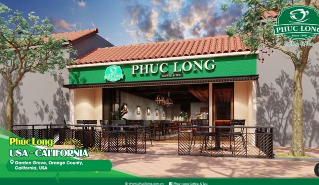 Vừa bắt tay với Masan, Phúc Long vội vã mở cửa hàng tại Mỹ: Kiến trúc đậm chất Việt, dự báo cạnh tranh sòng phẳng với với King Coffee của bà Lê Hoàng Diệp Thảo - Ảnh 2.