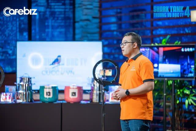 Mượn sức sinh viên, mẹ bỉm sữa bán hàng online, startup người nhà Shark Bình lên gọi vốn Shark Tank: Nhận 3 đề nghị tốt nhưng chọn lên sao Hỏa cùng Shark Liên vì chung sứ mệnh - Ảnh 1.