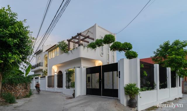 Con gái cải tạo nhà cấp 4 cũ kỹ thành nhà vườn với không gian vô cùng bình yên tặng ba mẹ ở Quảng Ninh - Ảnh 1.