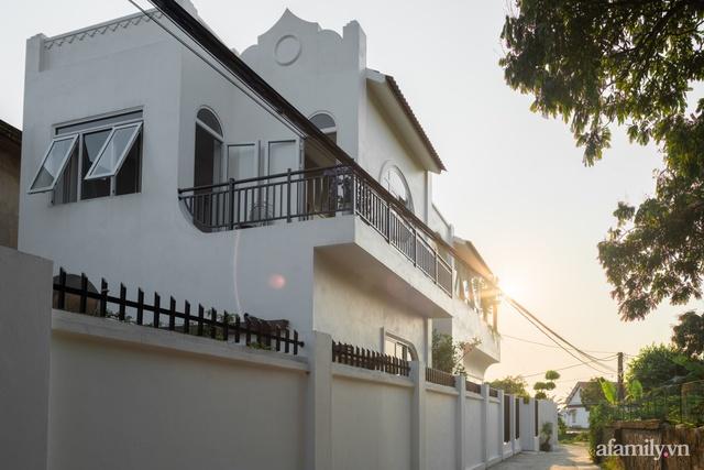 Con gái cải tạo nhà cấp 4 cũ kỹ thành nhà vườn với không gian vô cùng bình yên tặng ba mẹ ở Quảng Ninh - Ảnh 2.
