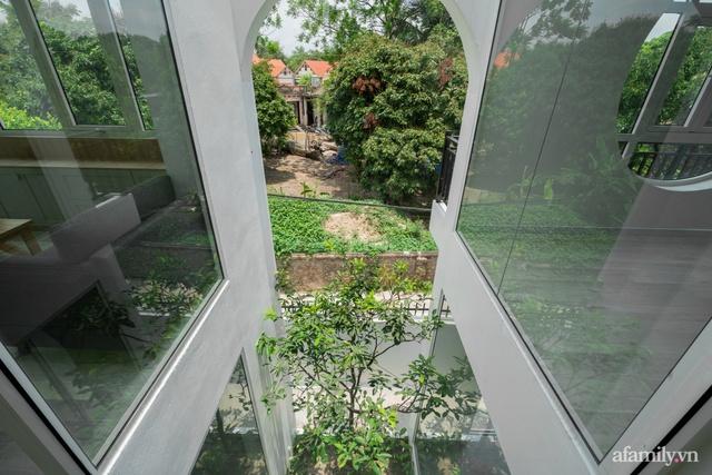 Con gái cải tạo nhà cấp 4 cũ kỹ thành nhà vườn với không gian vô cùng bình yên tặng ba mẹ ở Quảng Ninh - Ảnh 20.
