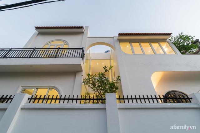 Con gái cải tạo nhà cấp 4 cũ kỹ thành nhà vườn với không gian vô cùng bình yên tặng ba mẹ ở Quảng Ninh - Ảnh 3.